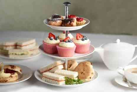 Eden Wine Bar and Restaurant - Traditional Afternoon Tea for Two or Four - Save 50%