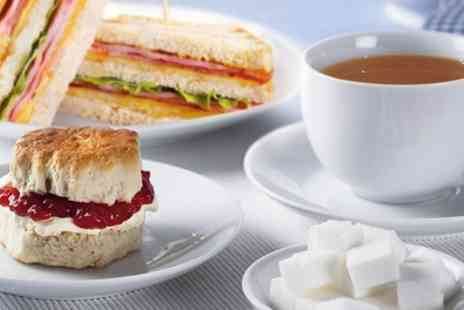 Sefton Meadows Garden Centre - Afternoon Tea for Two or Four - Save 45%