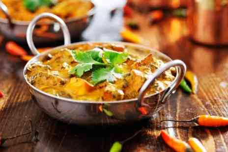 Lal Qila Rusholme - Two Course Indian Meal with Wine or Beer for Up to Six - Save 53%