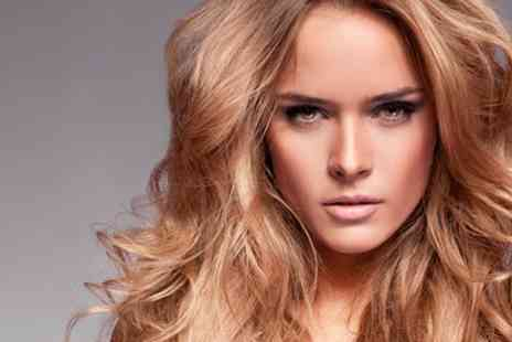 Hair by Benjamin Charles - Cut and Blow Dry and Optional Half Head Highlights - Save 53%