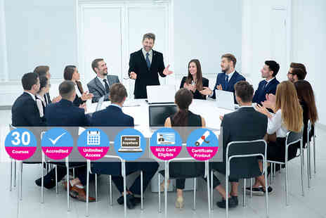 e courses4you - Accredited ultimate leadership and management course bundle - Save 99%