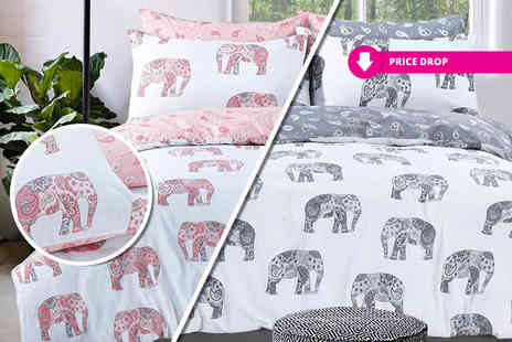 Eurotrade - Quirky animal bedding set - Save 72%
