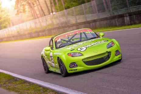 Car Chase Heroes - Three lap junior driving experience in a Mazda MX 5 - Save 51%