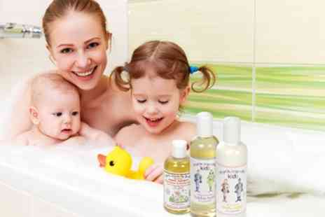 Groupon Goods Global GmbH - Earth Friendly Baby or Kids Bath Set - Save 85%
