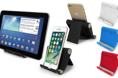 Groupon Goods Global GmbH - Universal Tablet or Phone Stand Holder - Save 80%