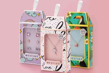 Neverland Sales - Mestige Childrens Jewellery with Crystals from Swarovski - Save 76%