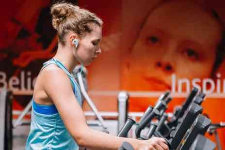 York Sport Centre - One Month Gym Membership with Unlimited Classes for One or Two - Save 68%