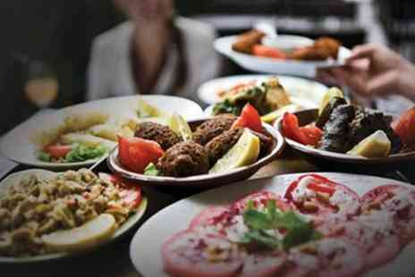 Athena Palace Greek Taverna - Greek Meze Meal for Two or Four - Save 47%