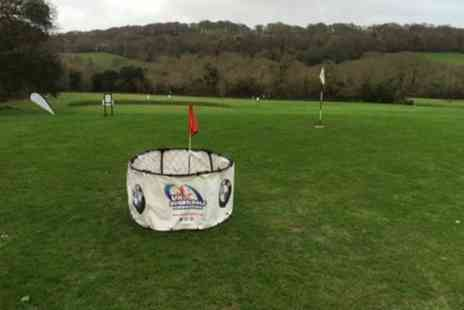 Killiow Golf Club - 18 Holes of Footgolf for Adults and Children - Save 49%
