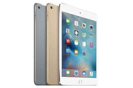 Groupon Goods Global GmbH - Apple iPad mini 4 128GB WiFi and Cellular With Free Delivery - Save 0%