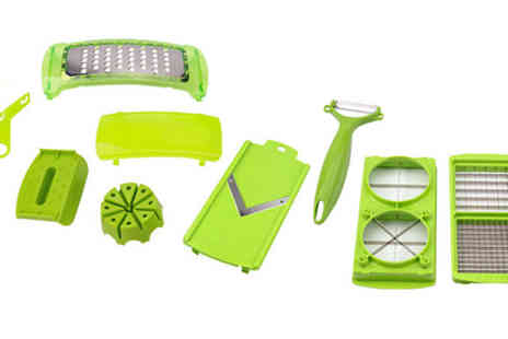 Direct 2 public - 16 in 1 Vegetable & Fruit Multi Slicer - Save 83%