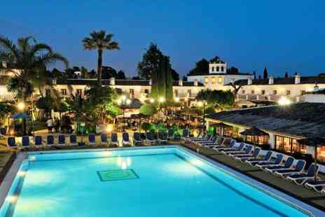 Super Escapes Travel - Three night all inclusive Marbella getaway with return flights - Save 44%
