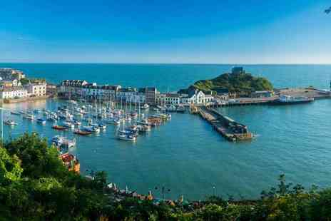 Leisureplex Hotels - Three, four or seven night Ilfracombe, Devon stay for two people with daily breakfast and dinner - Save 21%