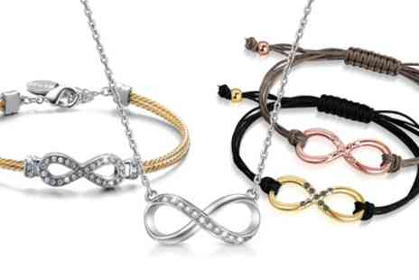 Neverland Sales - Mestige Friendship Bracelets or Necklaces with Crystals from Swarovski With Free Delivery - Save 71%