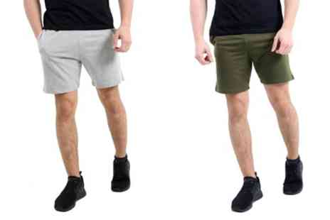 Groupon Goods Global GmbH - Mens Casual Shorts - Save 0%