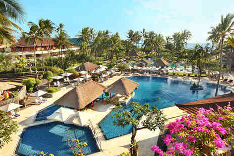 Indonesian Triple Centre - Exotic and Luxurious Balinese Resorts Stay - Save 50%