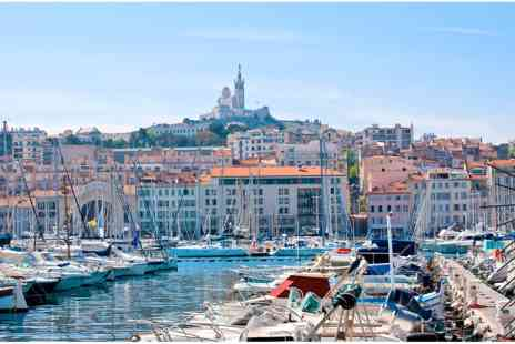 Novotel Marseille Centre Prado Hotel - Four Star Chic Hotel Stay For Two near Marseille Velodrome - Save 24%