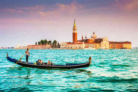 Bellini Venezia - Four Star Elegance by the Grand Canal Stay For Two - Save 78%