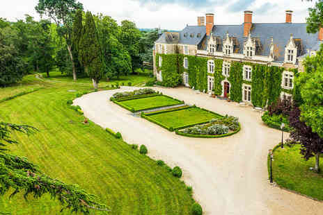 Chateau de lEpinay - Four Star Heavenly Chateau Getaway Near Nantes For Two - Save 67%