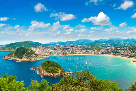 Hotel Villa Antilla - Three Star Stylish Hotel Stay For Two on Basque Coast - Save 63%