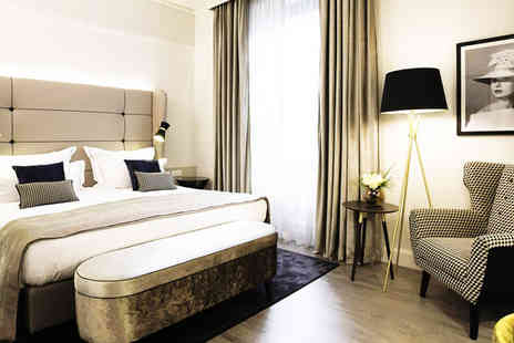 Hotel Cerretani Florence - Four Star Contemporary Design For Two near the Duomo - Save 54%