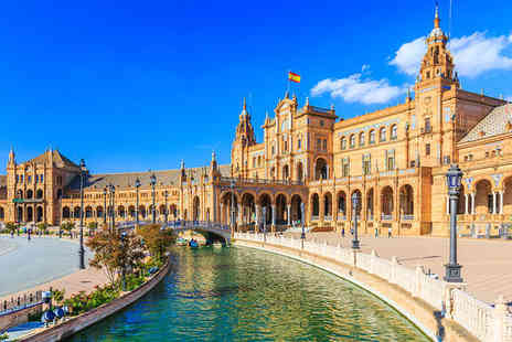 MA Sevilla Congresos - Four Star Two Sunny Spanish Stays - Save 48%