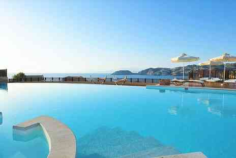 Sea Side Resort & Spa - Five Star All Inclusive Luxury Stay For Two in Crete - Save 53%