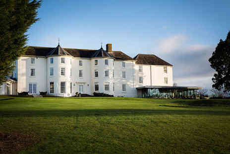 Tewkesbury Park Hotel -  4 Star Golf & Spa Hotel Stay for Two in Glorious Countryside - Save 32%