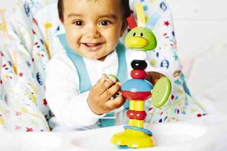 Groupon Goods Global GmbH - Early Learning Centre Bendy Bird High Chair Toy - Save 10%