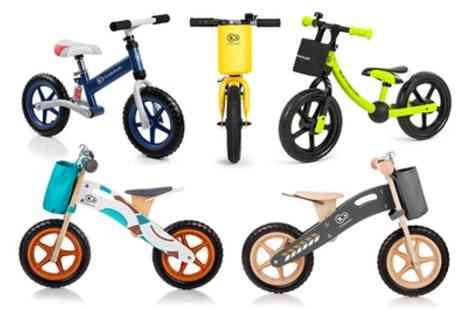 Groupon Goods Global GmbH - KinderKraft 2Way or Runner Balance Bike - Save 57%