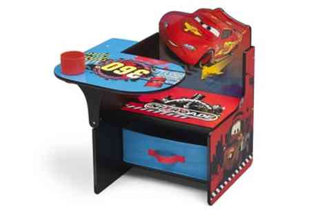 Groupon Goods Global GmbH - Disney Cars Desk with Storage - Save 0%