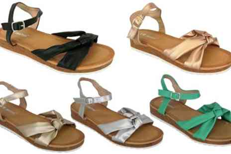 Groupon Goods Global GmbH - Womens Sandals - Save 0%