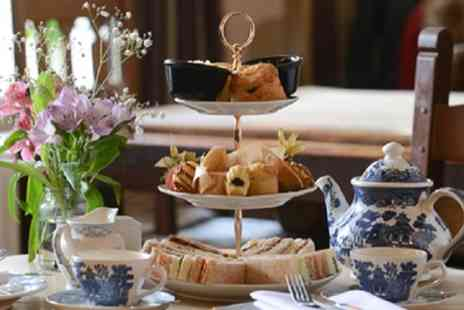 The Park House Hotel - Prosecco Afternoon Tea for Two or Four - Save 37%