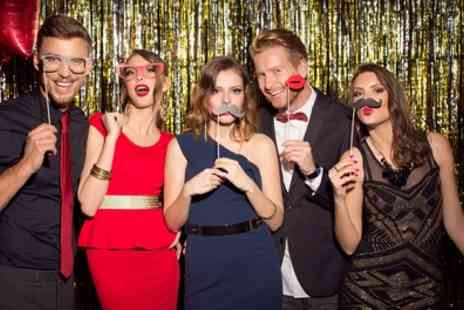 Seasons Photobooth - Three Hour Photobooth Hire with Prints - Save 50%