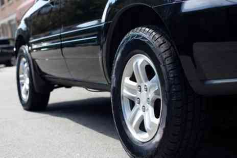 Auto Wheel Repairs - Alloy Wheel Dimension Check and Balance for Up to Four Wheels - Save 0%