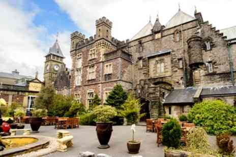 Craig Y Nos Castle - Wedding Package for 40 or 60 Guests - Save 69%