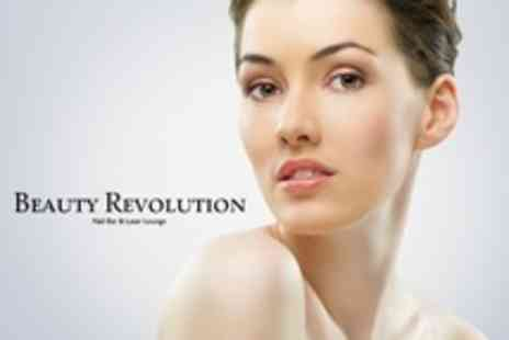 Beauty Revolution - Four Laser Thread Vein Treatments For Two Areas - Save 93%