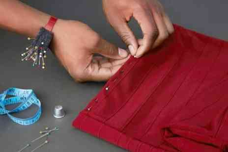 Stitching Time - Clothing Alterations - Save 50%
