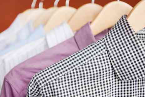 Canvey Ironing & Laundry - Suit, Dress or Coat Dry Cleaning or 12 kg Load Wash, Dry and Fold - Save 53%