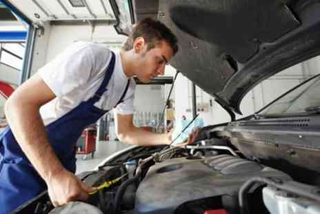 D&B Autocare - 54 Point Car Service With Oil and Oil Filter Change with Free Winter Check - Save 65%