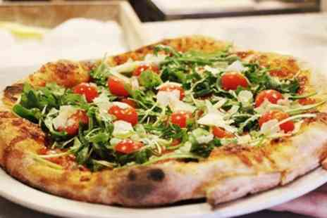 La Gioconda - Two Large Pizzas for Two - Save 55%