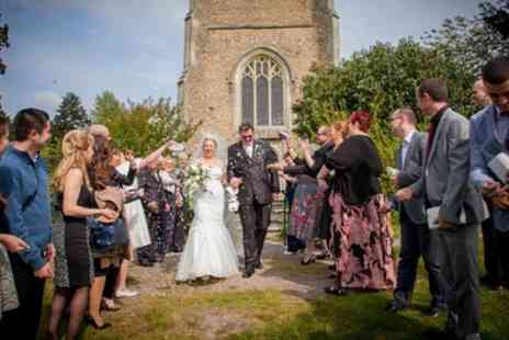 Portobello Picture - Four or Eight Hour Wedding Photography Package - Save 39%