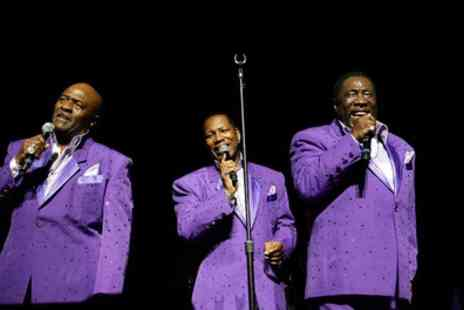 The O Jays - Balcony, Circle or Stalls Tickets to The O Jays on 15 July - Save 9%