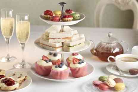 The Rock Hotel - Afternoon Tea with Prosecco for Two or Four - Save 65%
