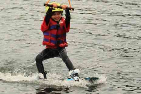 Thorpe Lakes - Two Hour Wakeboard Course for One or Two - Save 46%