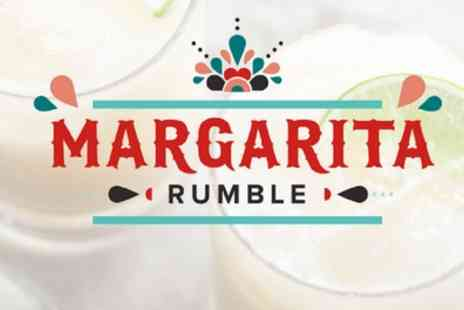 Margarita Rumble - General Admission or VIP Entry to Margarita Rumble on 5 May - Save 46%