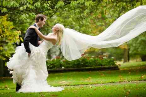 One Blink Photography - Choice of Wedding Photography Package - Save 0%