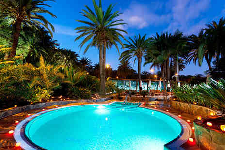 Seaside Palm Beach - Five Star Prestigious Property on Gran Canarias Maspalomas Beach Stay - Save 0%