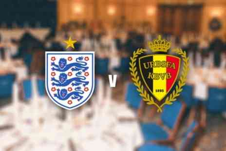 Eventmasters - World Cup 2018 England v Belgium Screening on 28 June - Save 0%