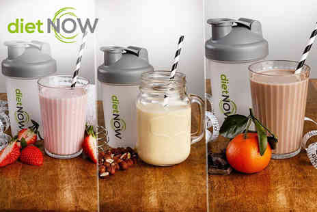 Diet Chef - Four, eight or 12 week 5:2 diet shake bundle - Save 58%